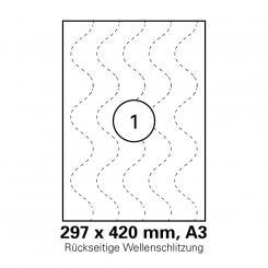 MAYSPIES® Premium Color Laser PET Etiketten