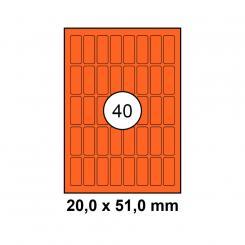 MAYSPIES® Premium Color Laser Top Etiketten